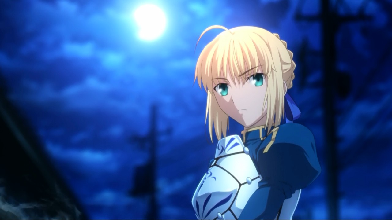 fate stay night unlimited blade works torrent